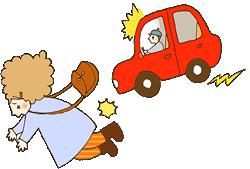 尼崎交通事故の受付